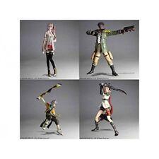 Final Fantasy XIII Trading Arts Volume 1 Figure Lightning