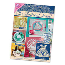 Tattered Lace Magazine Issue 22 Stephanie Weightman Free Summer Dress Die