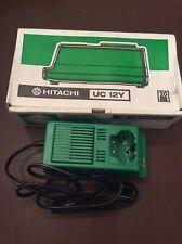 Original Hitachi UC 12Y B-2 EB9 EB12 2,4-12V  Akkuschrauber Ladegerät charger