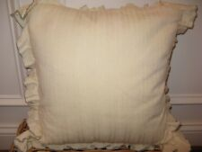 Ralph Lauren English Isles Knit Lace Deco Pillow New