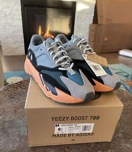 Adidas Yeezy Boost 700 Wash Orange (GW0296) Sz 8.5 FREE SHIPPING✅📦