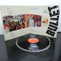 Bullet LP Record Music R D Burman Rare 1976 Bollywood Hindi Soundtrack India VG+