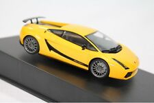 Lamborghini Gallardo Superleggera metallic yellow Auto Art 54614