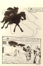 LUCIFERA 21 pag.  79 Planche Originale-Tavola Originale