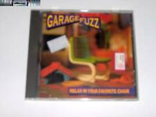 Garage fuzz - Relax in your favorite chair CD 1995 NUOVO