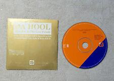 "CD AUDIO MUSIQUE  / DA HOOL ""MEET HER AT THE LOVE PARADE "" 4T CD SINGLE  1997"