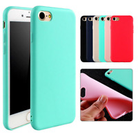 For Apple Iphone X XR XS 11 Pro Max Soft TPU Silicone Rubber Phone Case