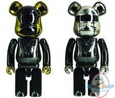Daft Punk Super Alloyed 200% Bearbrick 2 Pack Alloy by Medicom