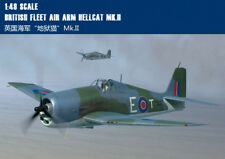 BRITISH FLEET AIR ARM HELLCAT MK.II 1/48 aircraft Trumpeter model plane kit