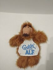 T3 Rare Vintage 1988 ALF Puppet Burger King Cookin' With Alf 11 inches Plush