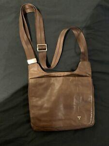 Tumi Leather Side Bag