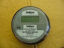 Vision Metering SOLAR AC Meter VIVINT M4   Kh1.0 Form 2S 240v CL200  FM2S