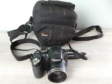Fuji Finepix S S1800 18x Optical Zoom 12MP Digital Camera, LowPro Bag & SD Card