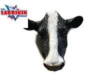 Rubber Jersey Cow Head Fridge Magnet  Indestructable Great Gift