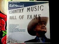 BILL MONROE'S COUNTRY MUSIC HALL OF FAME VINYL LP 1971 DECCA RECORDS STEREO