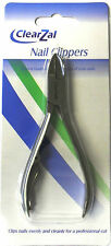 Toe Nail Clippers Nippers Tough Strong Long Handled Barrel Stainless Steel Pro