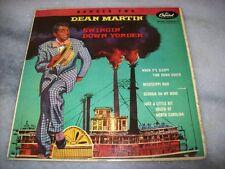 "7"" EP 45 P/S - DEAN MARTIN - GEORGIA ON MY MIND + 3 - ENGLAND"