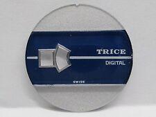 1-Vintage Trice/ Digital Swiss Jump Hour Watch Dials 28 mm Round