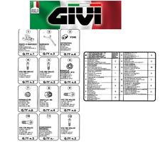 Attacco specifico WINGRACK  per bauletto MONOKEY HONDA CBR 1100 XX 2004  GIVI