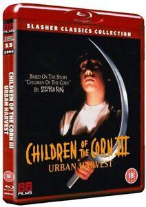 CHILDREN OF THE CORN III - URBAN HARVEST (2017) Blu-ray NEW/SEALED