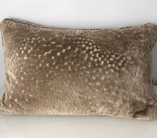 """DFS Feather Filled Cushion Feather Filled 20"""" X 15"""" NEW"""