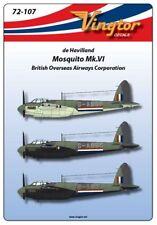 Vingtor 1/72 de Havilland Mosquito Mk.VI, BOAC # 72107