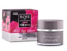 BioFresh ROSE OF BULGARIA Anti Age Cream Men Moisturising&Rejuvenating 50ml