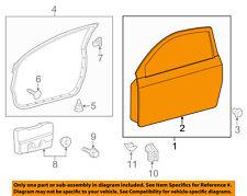 Scion TOYOTA OEM 11-16 tC-Door Shell Frame Panel Right 6700121220