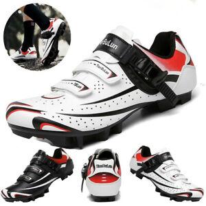 MTB Professional Cycling Shoes Men Mountain Bike Shoe Ultralight Bicycle Sneaker