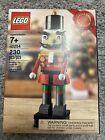 LEGO+Limited+Edition+NUTCRACKER+40254+Christmas+Seasonal+Holiday+SEALED+New
