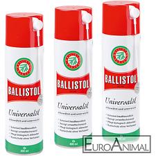 3 x 400ml Ballistol Klever Universalöl Spray Kriechöl Waffenöl Öl Auto Fahrrad