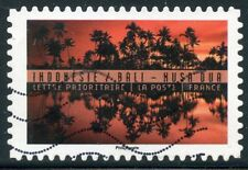 TIMBRE FRANCE  AUTOADHESIF OBLITERE N° 1360 / ANNEE DU TOURISME / NUSA DUA BALI