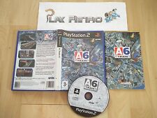 PLAY STATION 2 PS2 A TRAIN 6 COMPLETO PAL ESPAÑA