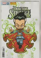 MARVEL COMICS DEFENDERS DOCTOR STRANGE #1 FEBRUARY 2019 SKOTTIE YOUNG VARIANT NM