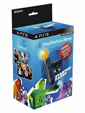 Sony PlayStation Move Starter Pack PS3 PS VR Compatible Boxed Controller Camera