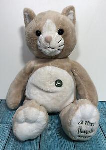 Harrods My Fitst Kitten Plush Soft Toy