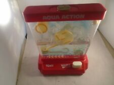 VINTAGE TOMY WATER GAMES WATERFULS OFFERS/COMBINE - RARE AQUA ACTION