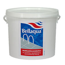 BELLAQUA Multifunktions-tabletten Chlor 5 Kg