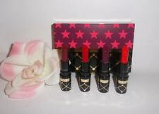 MAC Nutcracker Sweet RED Lipstick Kit 4pc Gift Set Limited Holiday Collection