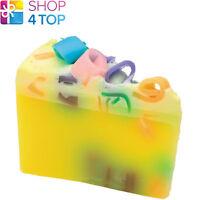 PINA PINATA SOAP CAKE SLICE BOMB COSMETICS PINA COLADA HANDMADE NATURAL NEW