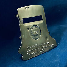Ned Kelly Magnetic Fridge Bottle Opener Kitchen Wall BBQ Shed Garage Man Cave