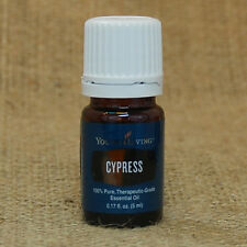 Young Living CYPRESS 5 mL Essential Oil NEW Unopen SHIP 24 hrs aid ANGER & COUGH