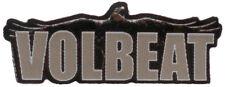 Volbeat - Raven Logo Patch 9.5cm x 3.5cm