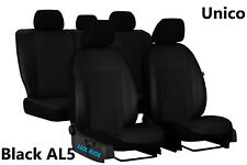 NISSAN JUKE 2010-2017 ARTIFICIAL LEATHER & ALICANTE TAILORED SEAT COVERS