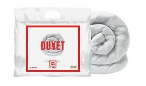 Argos Home Hollowfibre 10.5 Tog Duvet -- Double