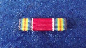 ^ US  Medal Ordensspange Ribbon Bar World War II Victory Medal