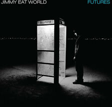 Jimmy Eat World - Futures (Blue) [New Vinyl] Blue, Bonus Track, Gatefold LP Jack