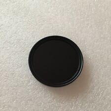 52MM camera UV Pass Filter ZWB1 UG11 Visible Cut Black Glass 340nm Bandpass