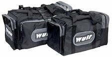 Wulfsport Motocross MX Enduro ATV Heavy Duty Kit Bag Luggage Medium Black T