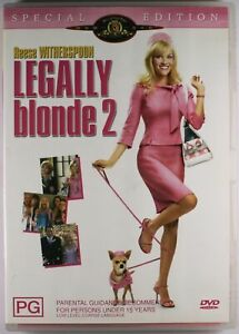 Legally Blonde 2 DVD Special Edition FREE POST